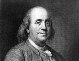 Benjamin Franklin - author, political theorist, politician, printer, scientist, inventor, civic activist, publisher and diplomat