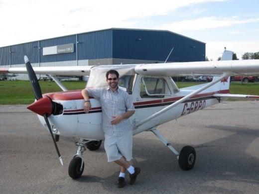 Flying - Budget adventures