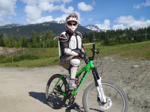 Mountain Biking - Whistler, BC - Budget Adventures