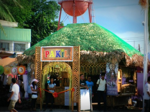 "Pakil- home of Turumba Festival and also known as ""The Little Milan"" of the Philippines (wikipedia)."