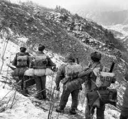 Australian Soldier in Korea, 1951