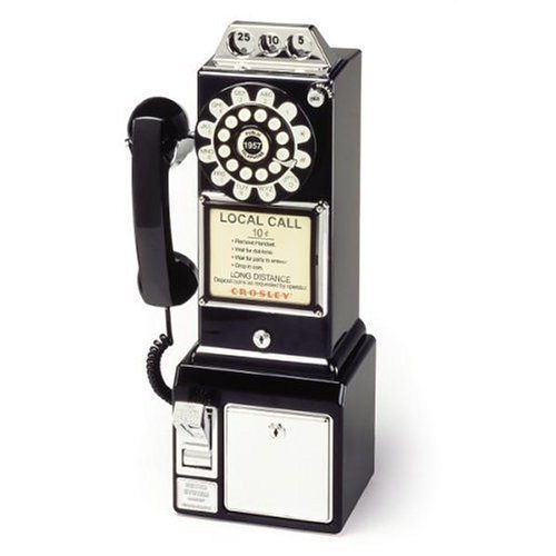 Crosley CR56 1950s Pay Phone