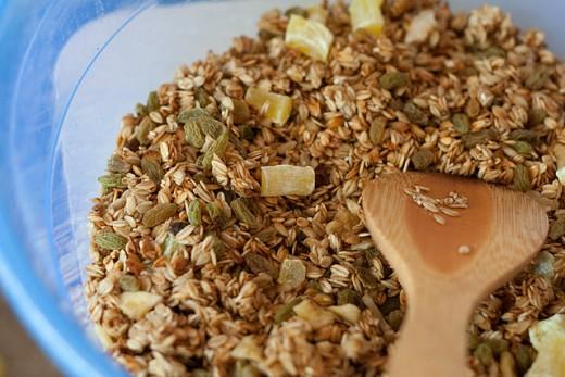 Nutritious and Delicious Granola