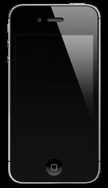 iPhone 4th Gen