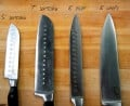 Types of Kitchen Knives and How to Use Them