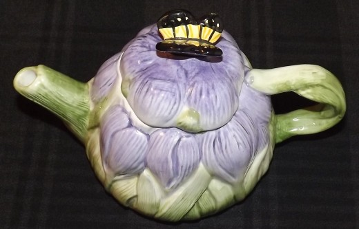 Peggy Jo Ackley Teapot