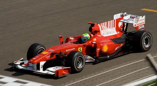 Formula One, Bahrain 2010