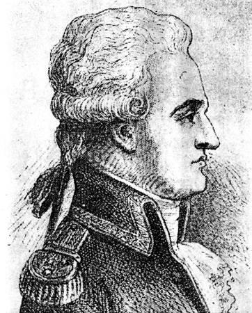 Count Pierre Charles Villeneuve