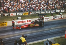 Scott Kalitta Dragster