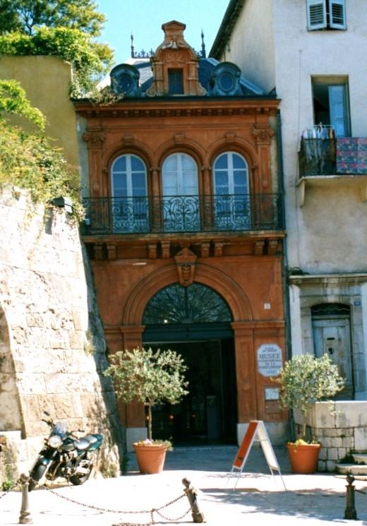 International Museum of Perfume Grasse