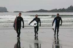Tofino Surf and Other Activities