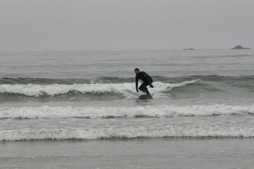 Tofino Surf Lesson