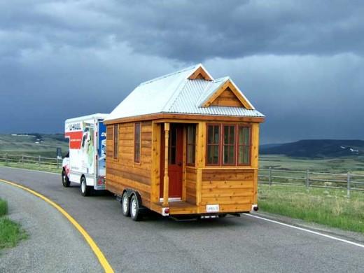 Mini home by Tumbleweed