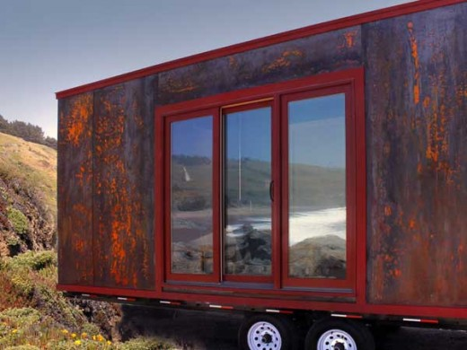 Container home by Tumbleweed