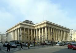 Paris Stock Exchange building