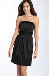 Bridesmaid dress for just over $50. Available in many colors.