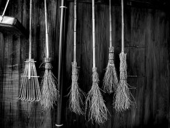 A Collection of Poems about Chores: No chores today