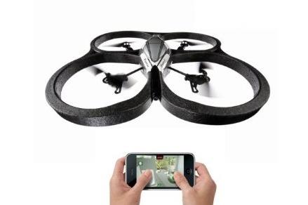 iPhone Accessories: Quadricopter