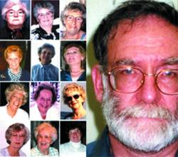 Harold Shipman And Some Of His Victims