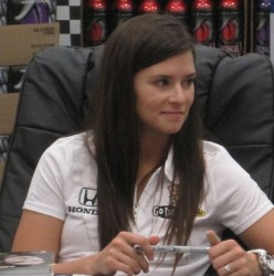 Danica Patrick - Car Race Driver