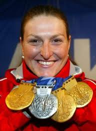 This girl from Croatia won three Olympic gold medals and one silver in the 2002  Winter Olympics in Salt Lake City, UTAH in the United States