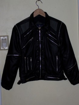 Michael Jackson's kid's jacket