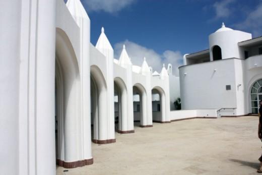 L'Amphitire Palace in Skhirat, Morocco.