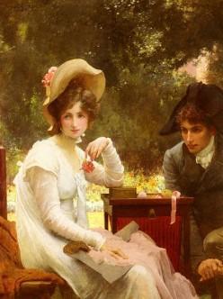 Born of a whisper - Romantic poem