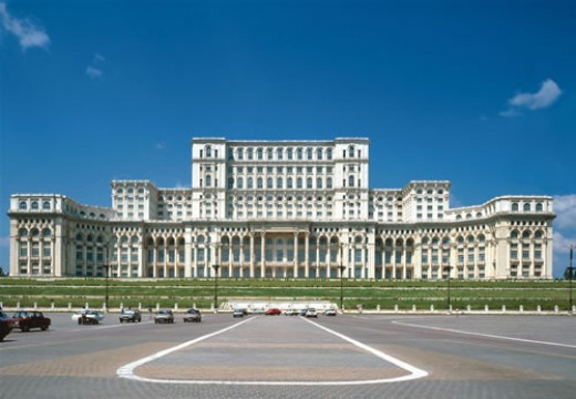 Palace of the Parliament (Bucharest, Romania)