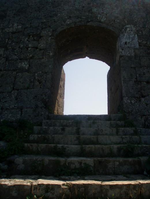 Japanese Castle Gate