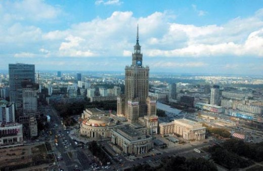 Palace of Culture and Science (Warsaw, Poland)