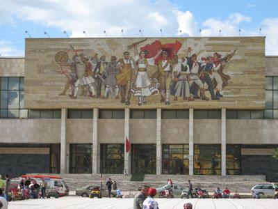 National Historical Museum (Tirana, Albania)