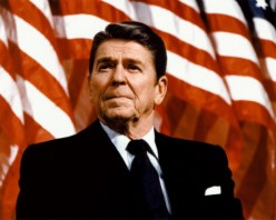 What made Ronald Reagan So Great?