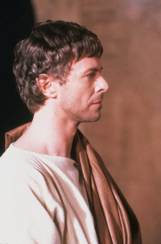 David Bowie as Punctus Pilot