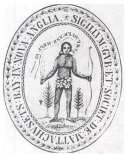 1629 Seal of the Massachusetts Bay Colony