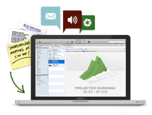 Take Notes with Evernote