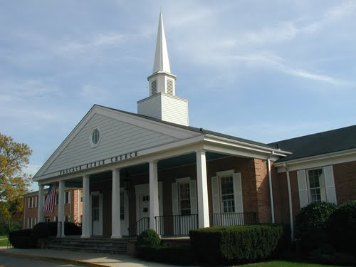 Pascack Bible Church, my first church home.