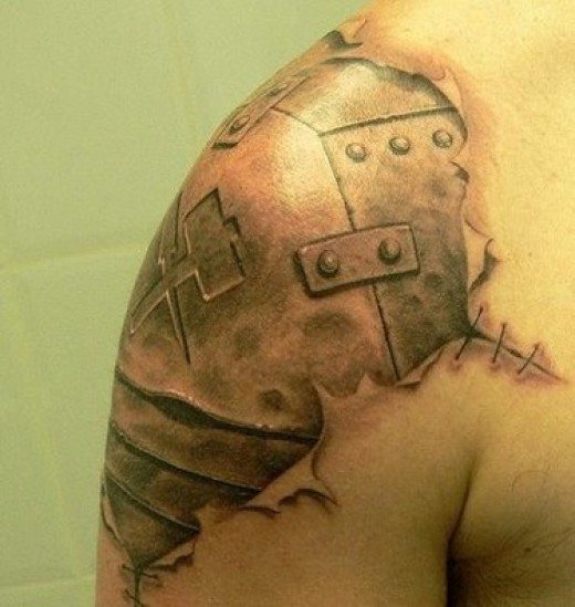 15. Biomechanical Shoulder Design