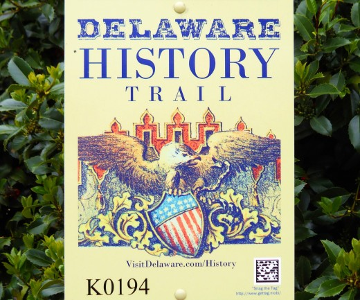 The Milford Riverwalk is part of the Delaware History Trail.