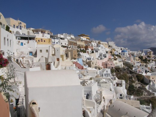 Oia the most expensive place to buy property in Greece