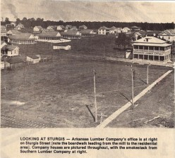 Arkansas Lumber Company, Warren Arkansas