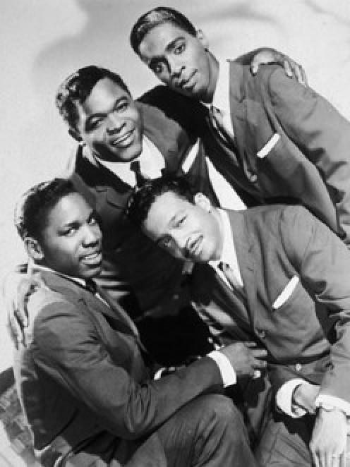 The Drifters, circa 1964