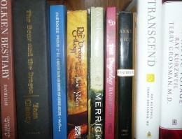Self publishing your books on Amazon can put them on a shelf with the best!