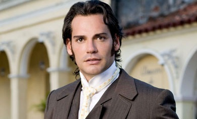 Cristian de la Fuente stars in the telenovela Corazon Salvaje