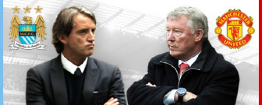 Mancini and Ferguson.