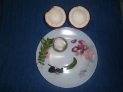 How do make Coconut chutney?