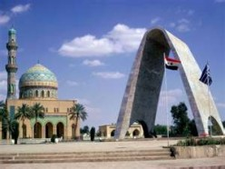 Iraq - An ancient troubled country exploited by corrupt Western leaders for its oil.