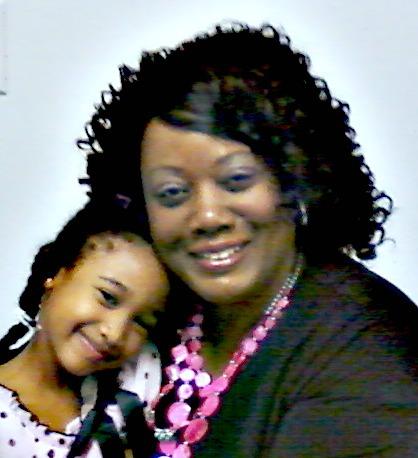 Grandma(Me) and Torie