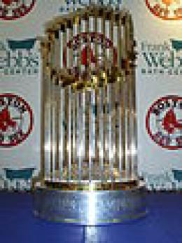 2007 World Series Trophy