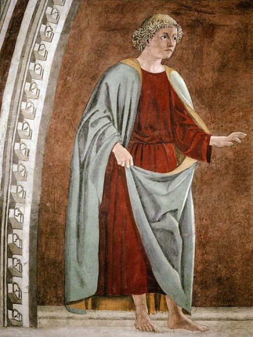 Isaiah (by Giovanni di Piamonte.) More prophecies about Messiah are found in his book than any other.